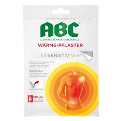ABC W\a25rme-Pflaster sensitive Hansaplast med 10x14
