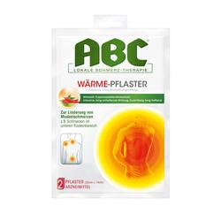 ABC W\a25rme-Pflaster Capsicum Hansaplast med 14x22